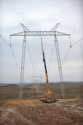 Project in Kazakhstan